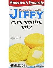 Jiffy, Corn Muffin Mix, 8.5oz Box (Pack of 6)