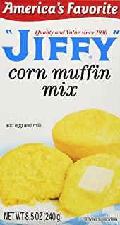 product image for Jiffy Corn Muffin Mix, 8.5 oz, 6 pk