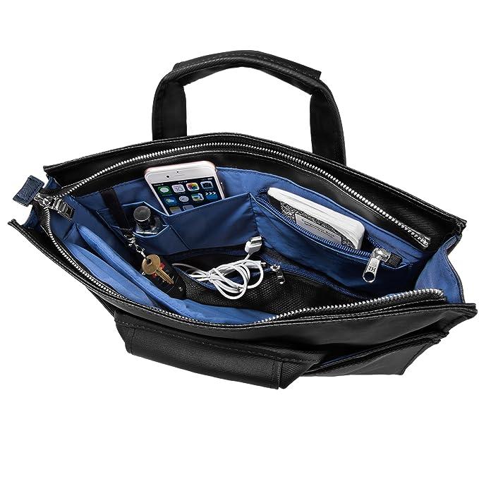 913260467628 Amazon.com: Brink Laptop Tote & Messenger Bag for HP 14, 15, 14t ...