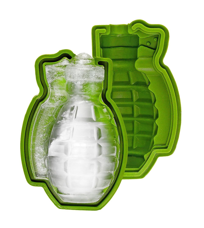 Fairly Odd Novelties FON-10270 Ice Cube Mould Green