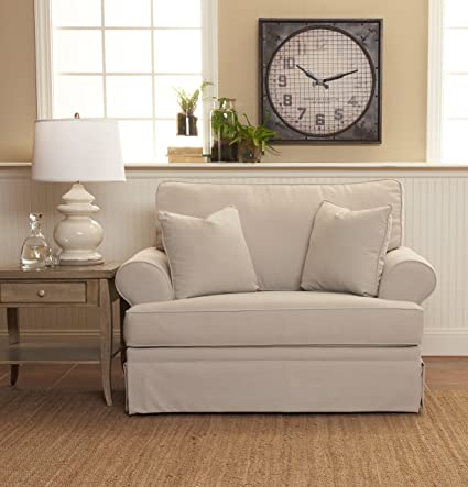 Amazon Com Klaussner Furniture Westlyn Oversized Chair With Throw