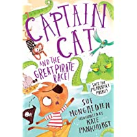Captain Cat and the Great Pirate Race (Captain Cat Stories)
