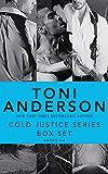 Cold Justice Series Box Set: Volume II: FBI Romantic Suspense (Cold Justice Boxset Collection Book 2)