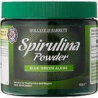 Holland & Barrett 7000mg Spirulina Powder, 110 grams