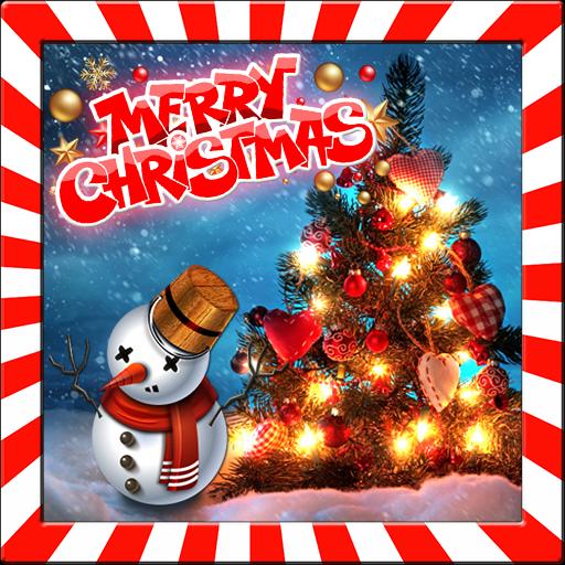 Animated Christmas Greetings (Photo Ecard Christmas)