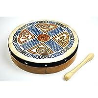 Tradicional irlandés ProKussion Bod10PatV 10 A de Celtic