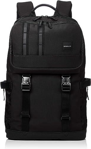 Oakley Men's Utility Cube Backpacks,One Size,Blackout