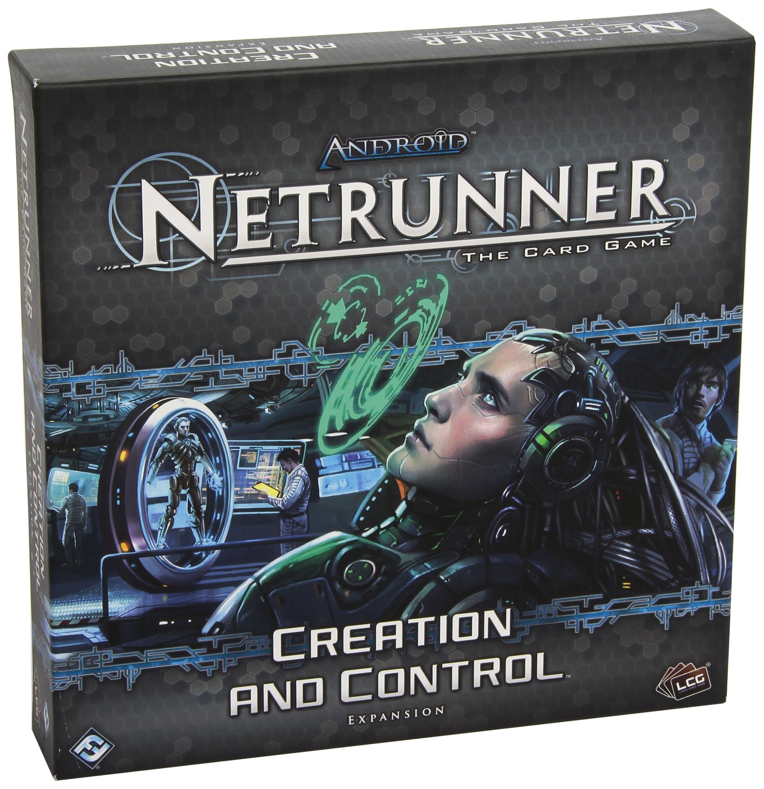 Android Netrunner LCG: Creation and Control