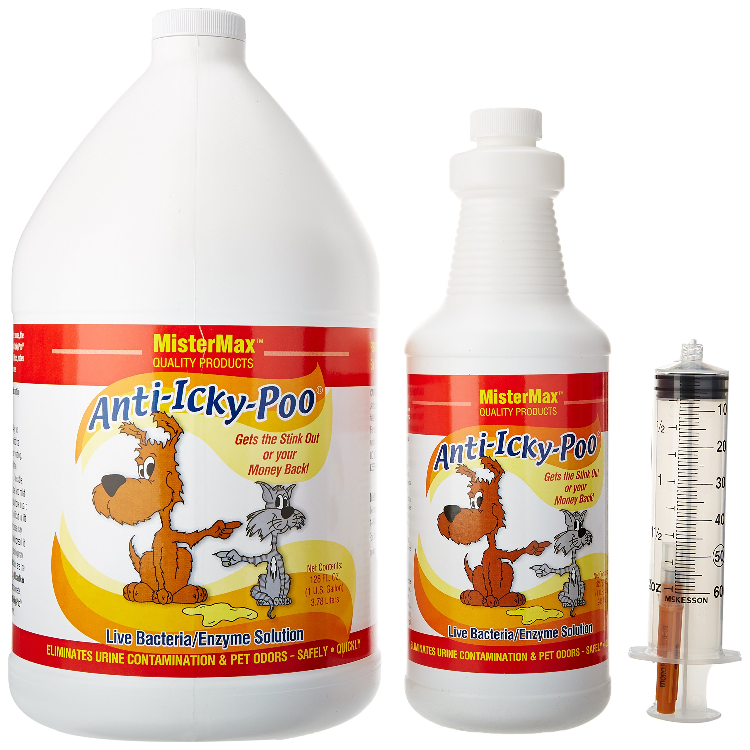 Mister Max Anti Icky Poo! Starter Kit by Mister Max