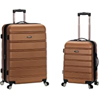 2-Pc Rockland Melbourne Hardside Spinner Luggage Set