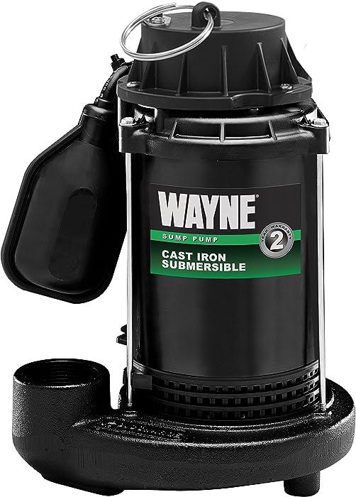 The Best Wayne 3 4 Hp Shallow Well Pump