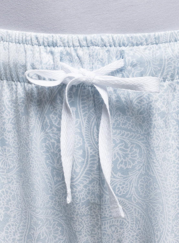 oodji Ultra Damen Haushose mit Druck