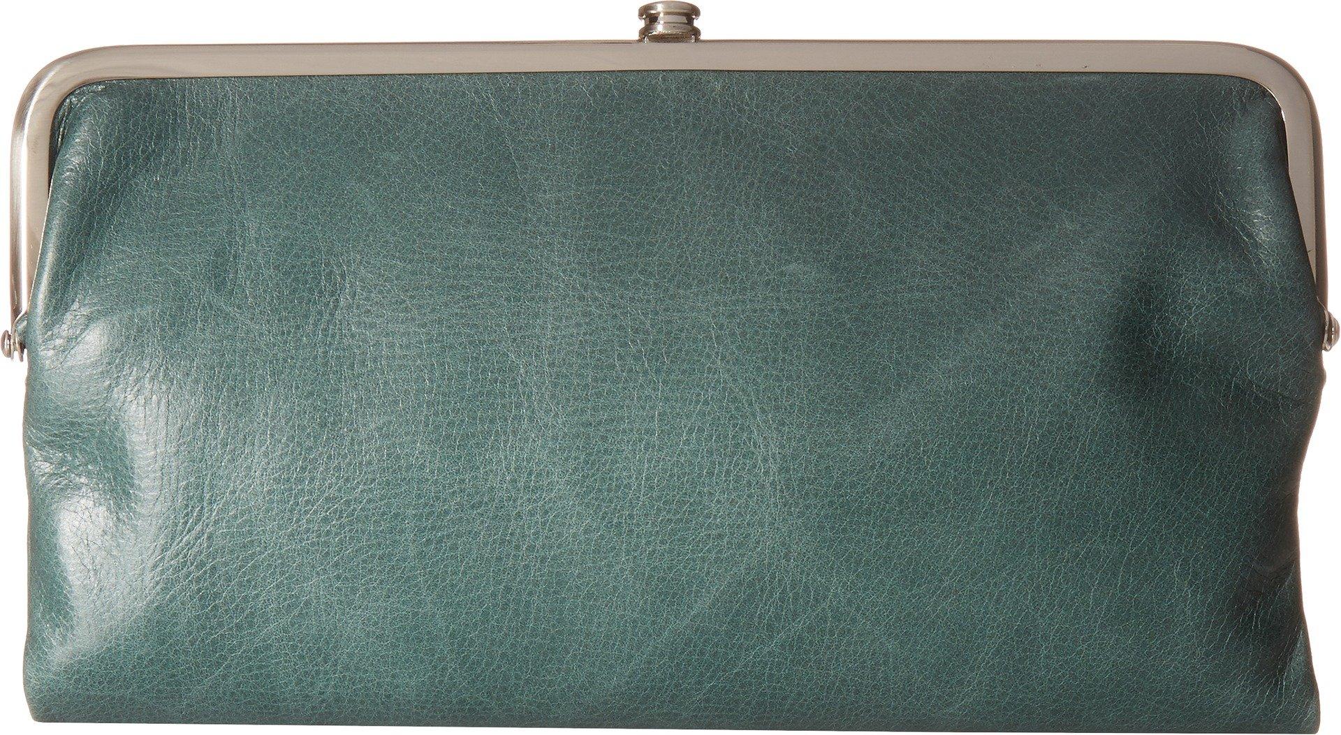 Hobo Womens Lauren Vintage Wallet Clutch Purse (Jasper)