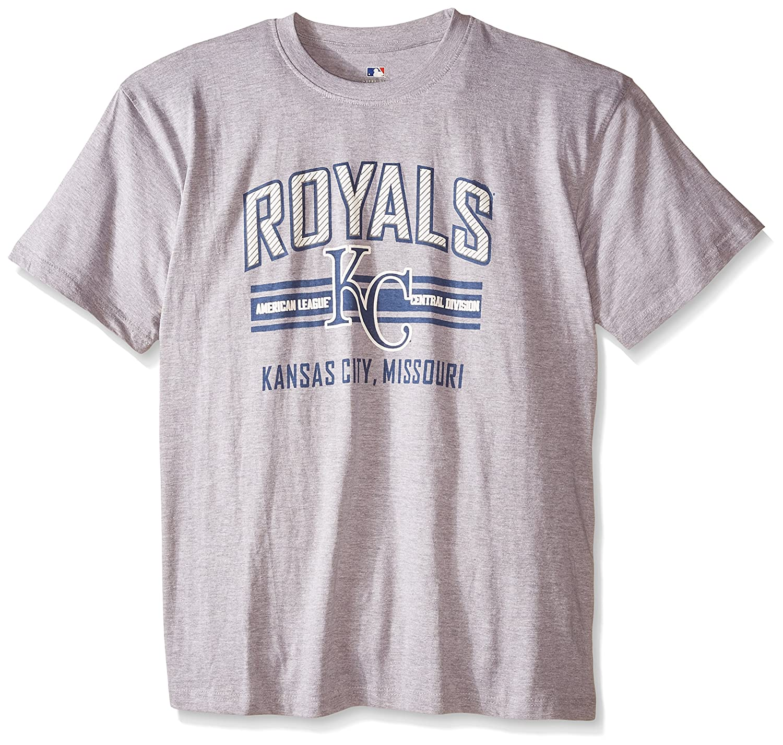 Amazon Mlb Kansas City Royals Mens Screen Print Tee 3xt