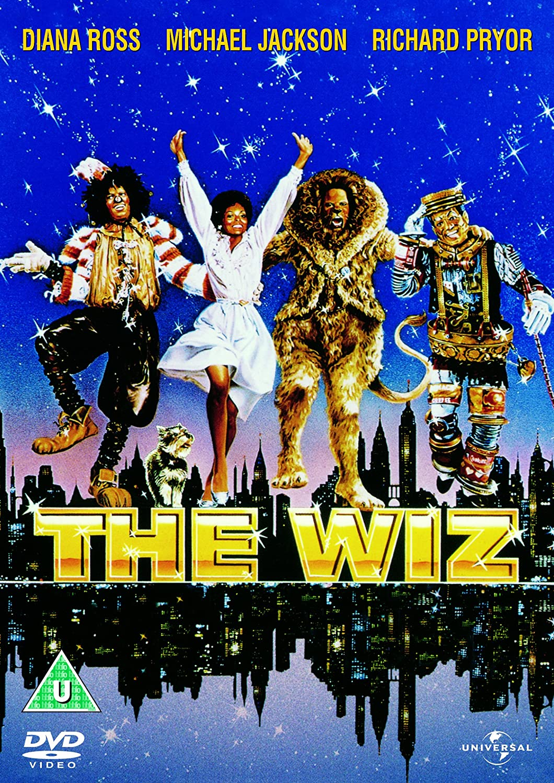 The Wiz [Reino Unido] [DVD]: Amazon.es