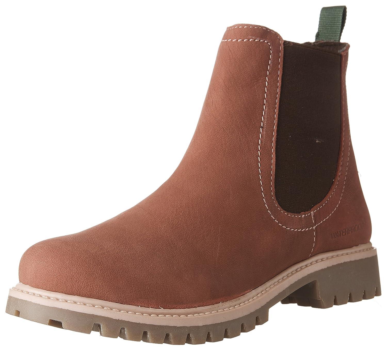 Kamik Kids' Takodac Fashion Boots, Red, 6 M US Big Kid WK4018