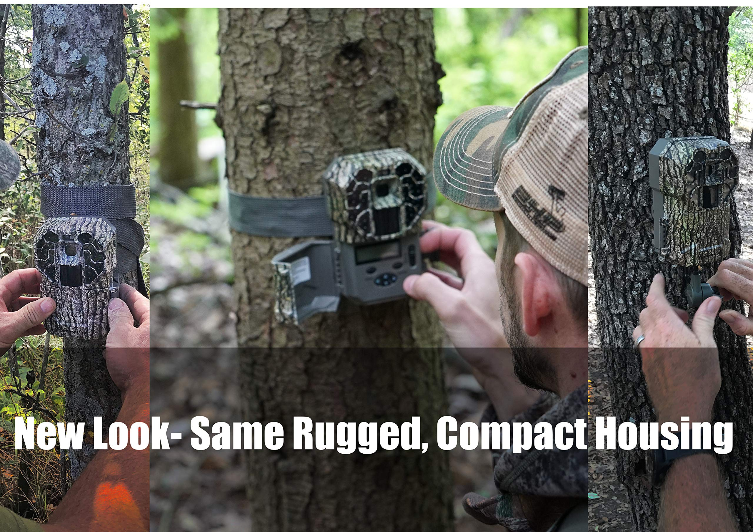 Stealth Cam G45NGX 22MP HD1080 Game Camera- 45 No Glo Emitters, Low Light Sensitivity, Blur Reduction, Sub 1 Second Trigger, Multi Zone Detection