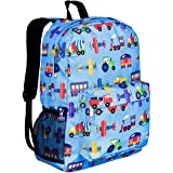 Wildkin Kids 16 Inch Backpack for Boys and Girls, Ideal Size for Kindergarten, Elementary, and Middle School, Perfect…