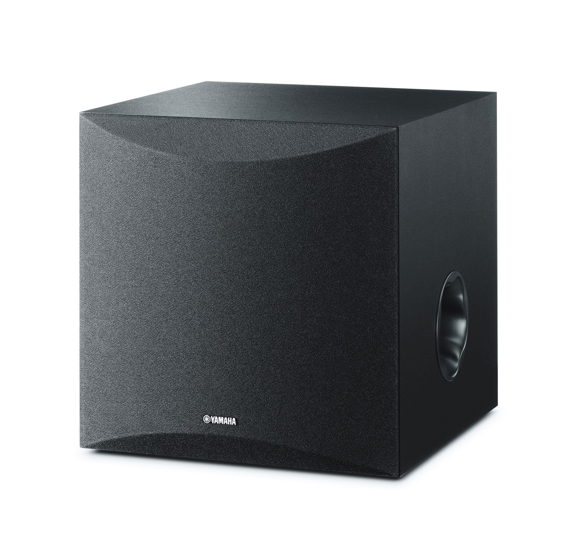 Yamaha 8'' 100W Powered Subwoofer - Black (NS-SW050BL) by Yamaha