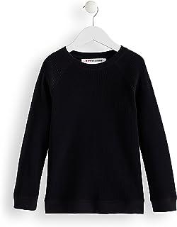 RED WAGON Jungen Strukturierter Pullover aus Baumwolle