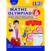 International Maths Olympiad - Class 6 (With OMR Sheets): Theories with Examples, Mcqs and Solutions, Previous Questions, Model Test Papers