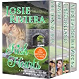 Irish Hearts: A SWEET AND WHOLESOME ROMANTIC BUNDLE