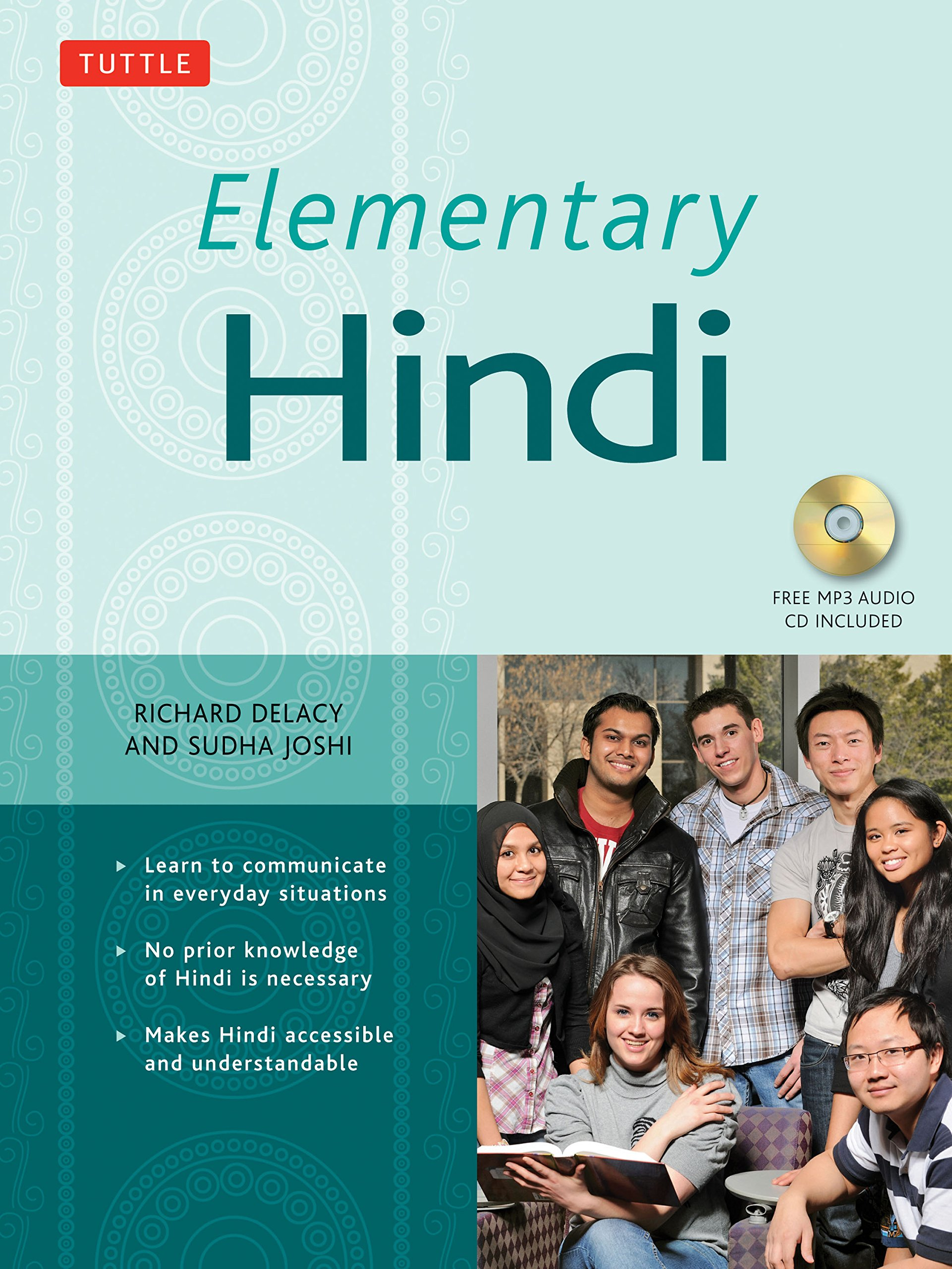 Elementary Hindi   Mp3 Audio CD Included
