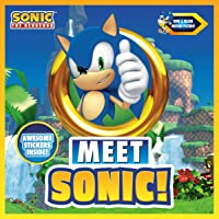 Meet Sonic!: A Sonic the Hedgehog Storybook