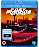 The Fast And The Furious [Blu-ray] [Region Free]