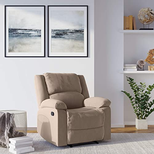 Editors' Choice: Relax A Lounger Upholster Logan Multi-Function Microfiber Recliner Chair
