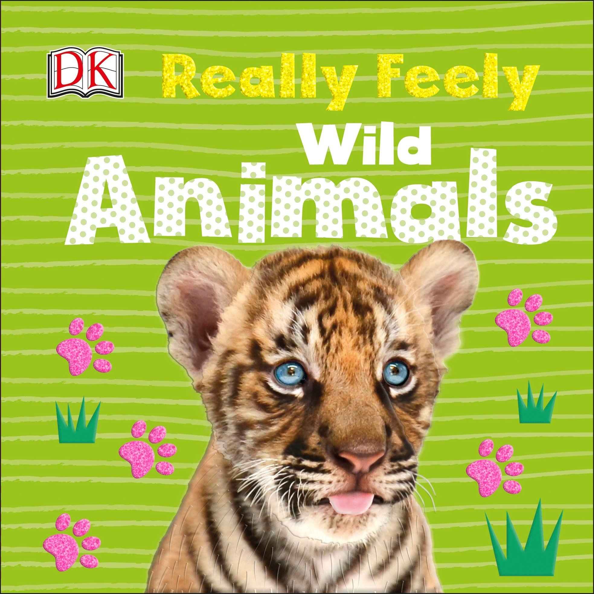 Read Online Really Feely Wild Animals PDF