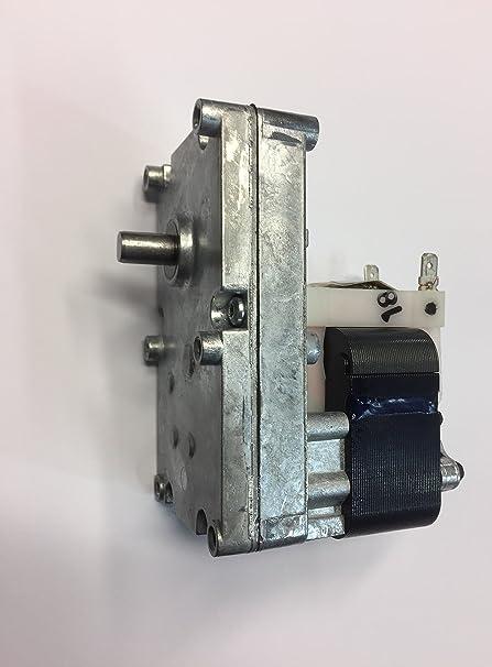 F. lli xodo-motoriduttore Original Cadel 3,3 RPM 41450901600 para estufas pellets