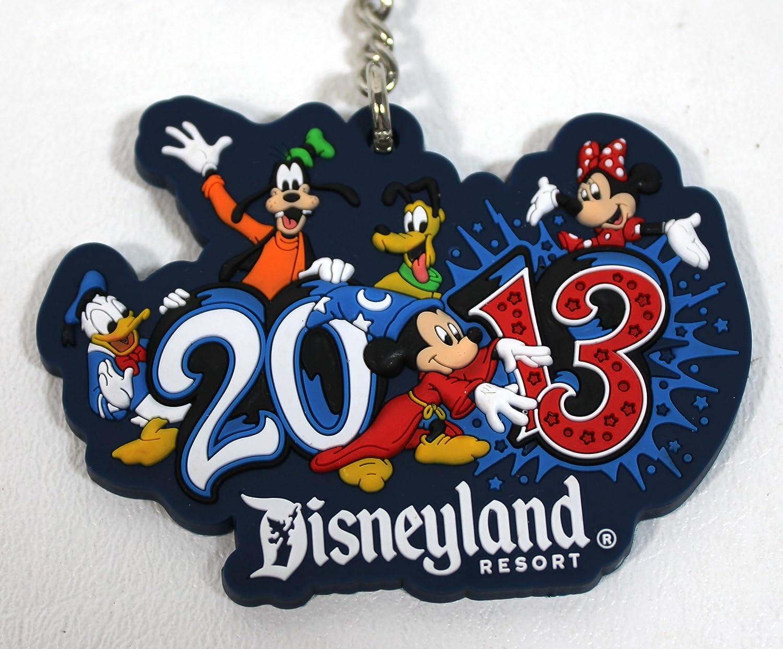 Amazon.com: Disneyland Mickey y amigos llavero de goma – (se ...