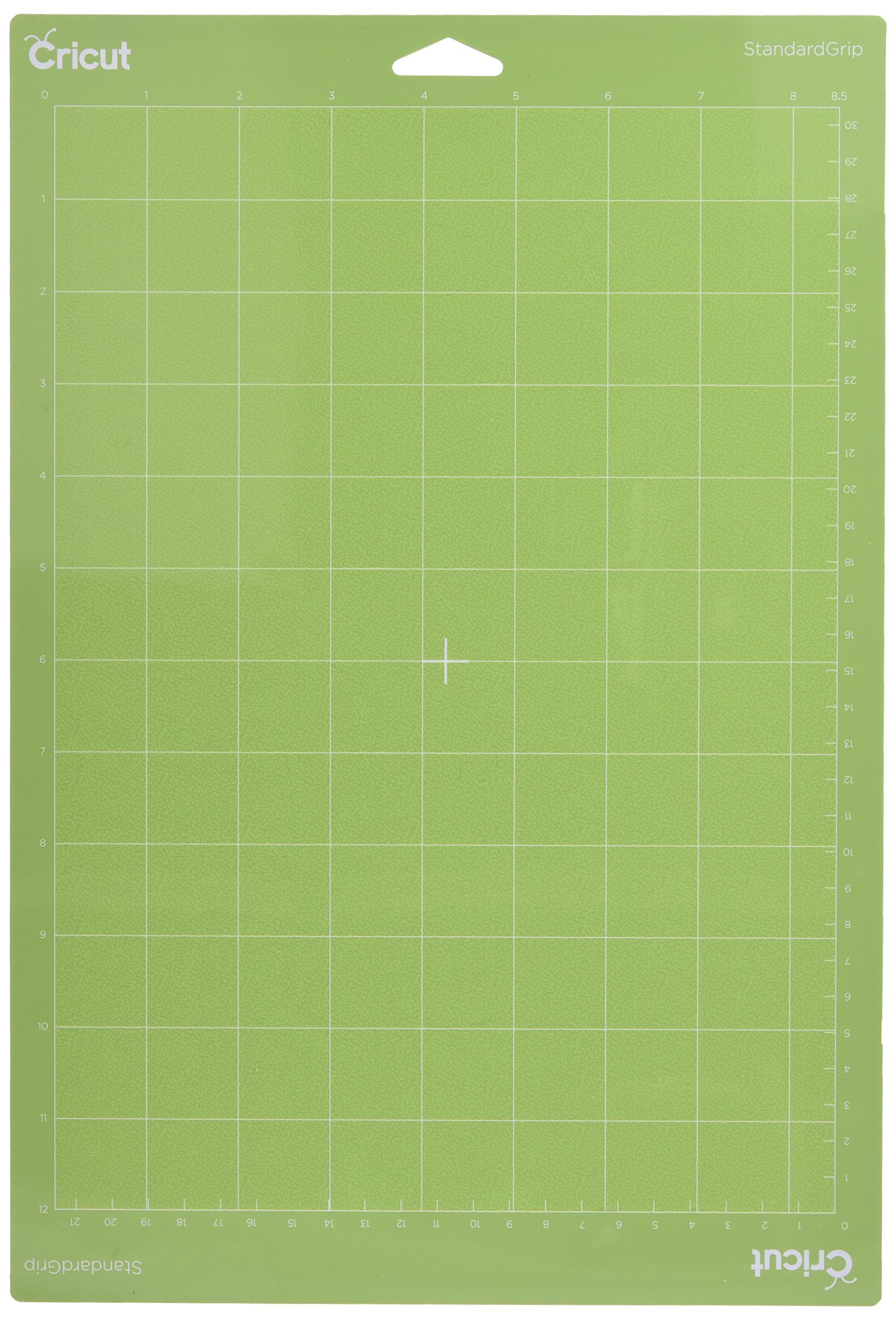 Cricut 2001973 StandardGrip Adhesive Cutting Mat for Crafting, 8.5 by 12-Inch