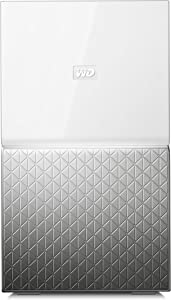 Western Digital WD 4TB My Cloud Home Duo Desktop Portable External Drive