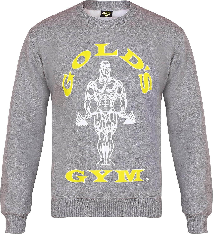Golds Gym El Gimnasio del Oro músculo Joe tórax enfisematoso