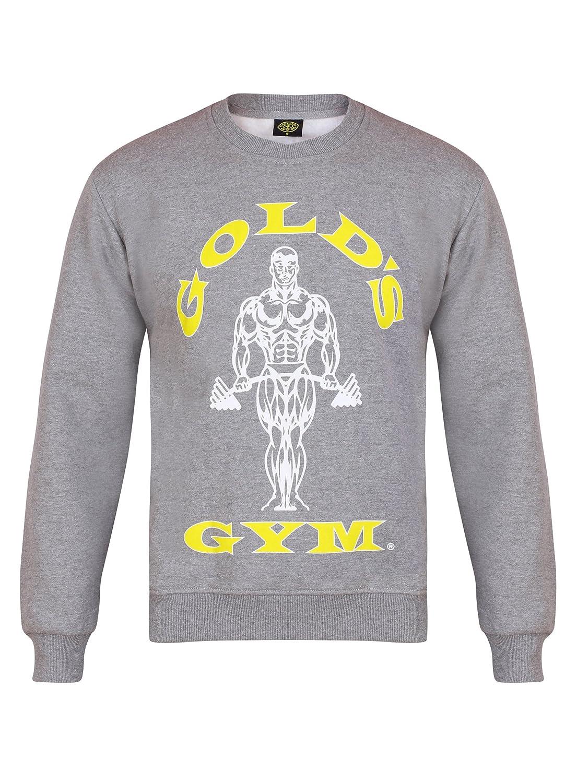 TALLA M. Golds Gym El Gimnasio del Oro músculo Joe tórax enfisematoso