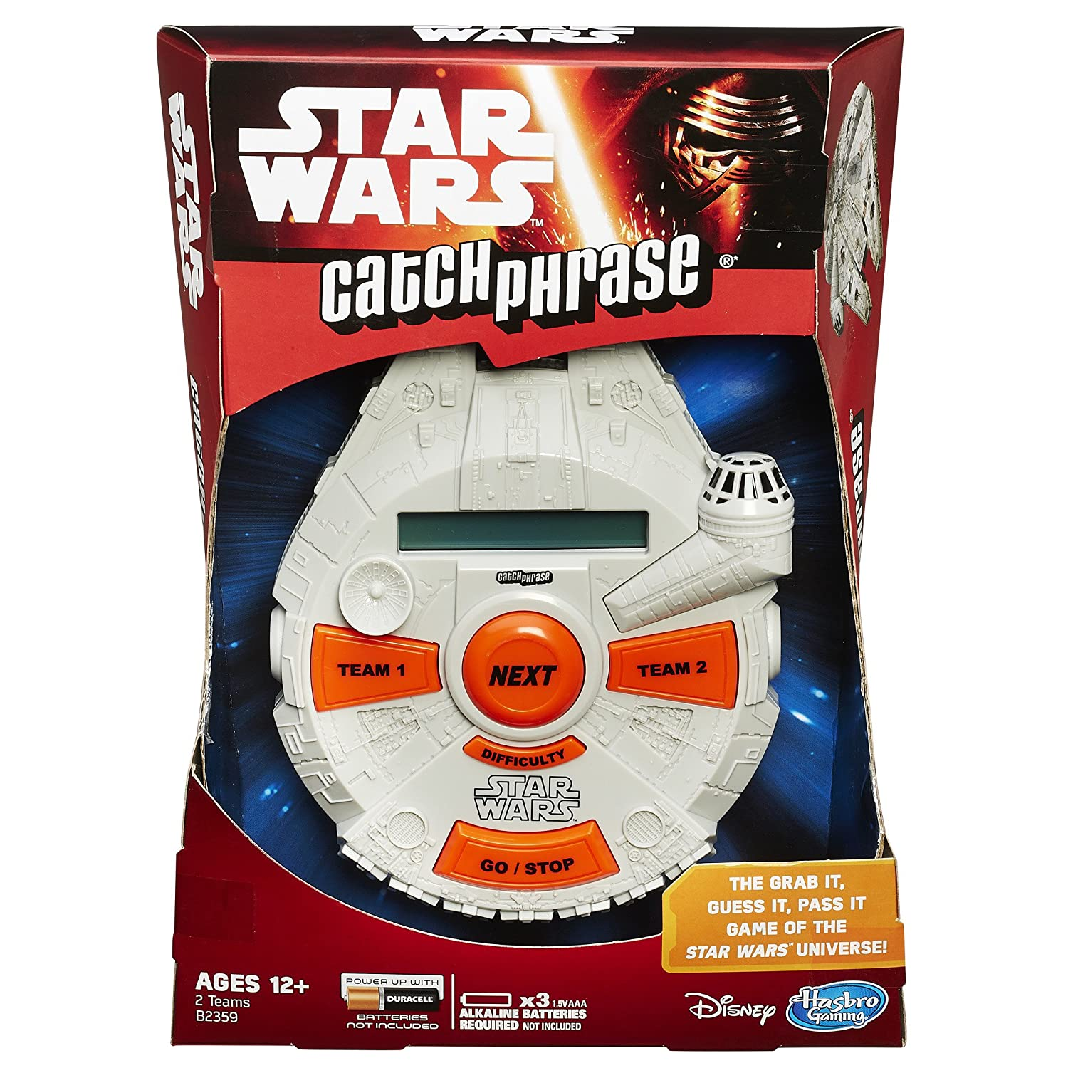 Hasbro Star Wars Catch Phrase Jeu Hasbro Games B2359