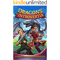 Dragons of Introvertia: An Optimistic Young Adult Fantasy Series