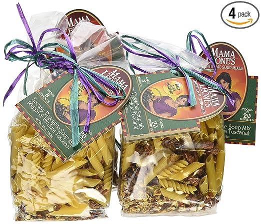 La Toscana de mama Leona Vegetable sopa Mix, 10oz bolsas ...