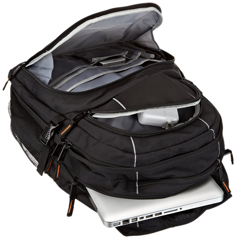 Amazon.com: AmazonBasics Backpack for Laptops Up To 17-Inch ...