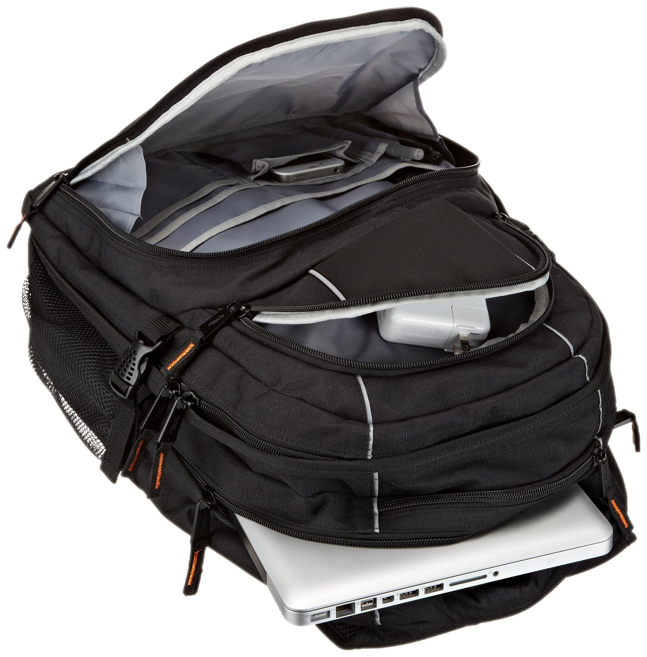 AmazonBasics Backpack for Laptops up to 17-inches by AmazonBasics (Image #6)