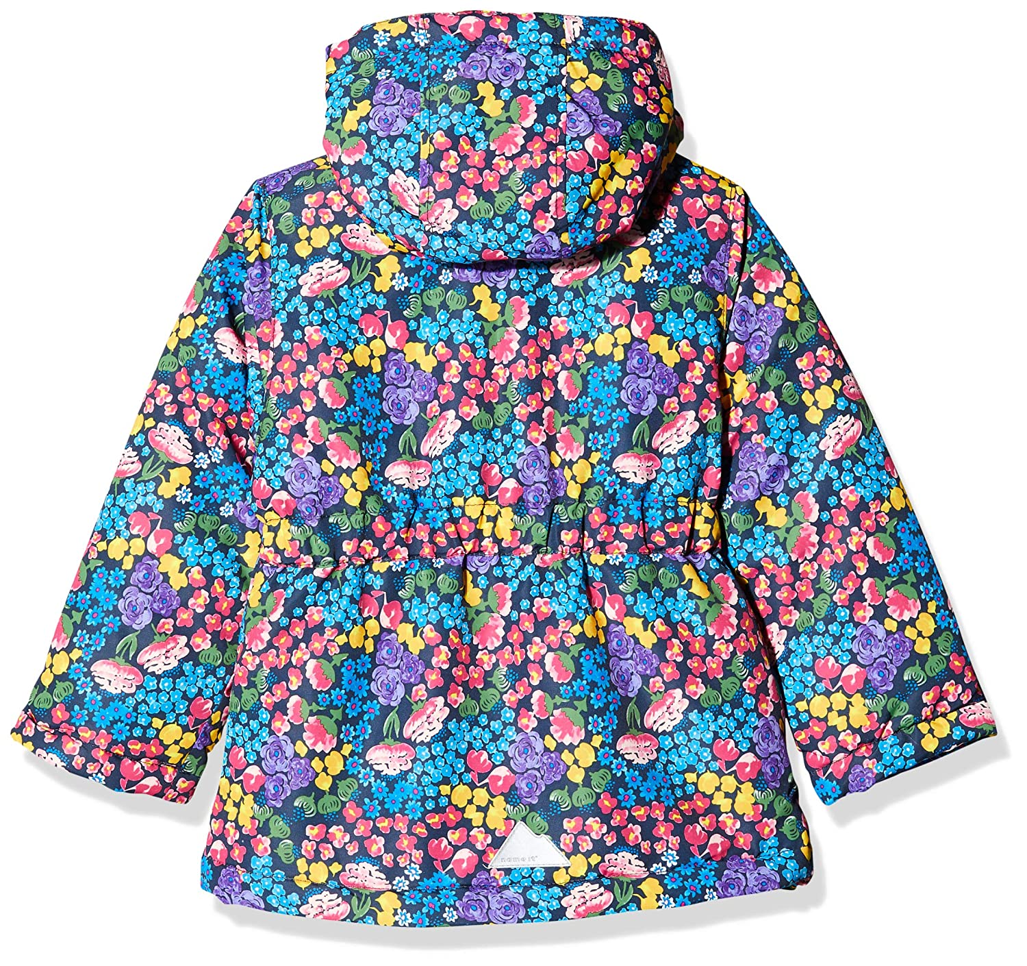 Name It Nmfmaxi Jacket Flower Field Giacca Bambina
