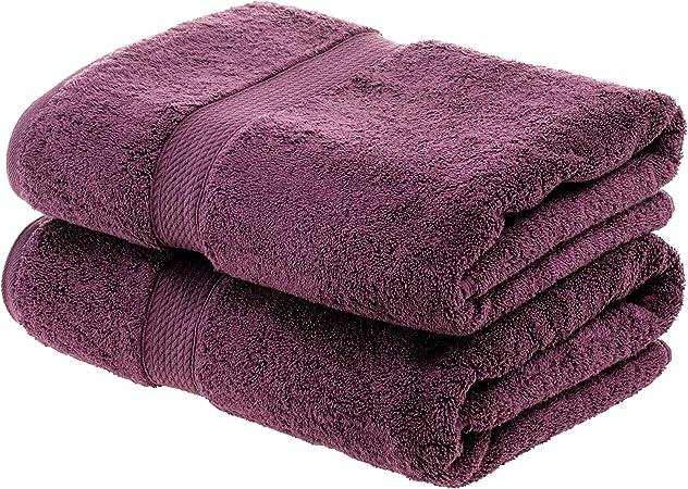 Superior 900GSM PL Juego de Toallas de baño de algodón Egipcio de ...