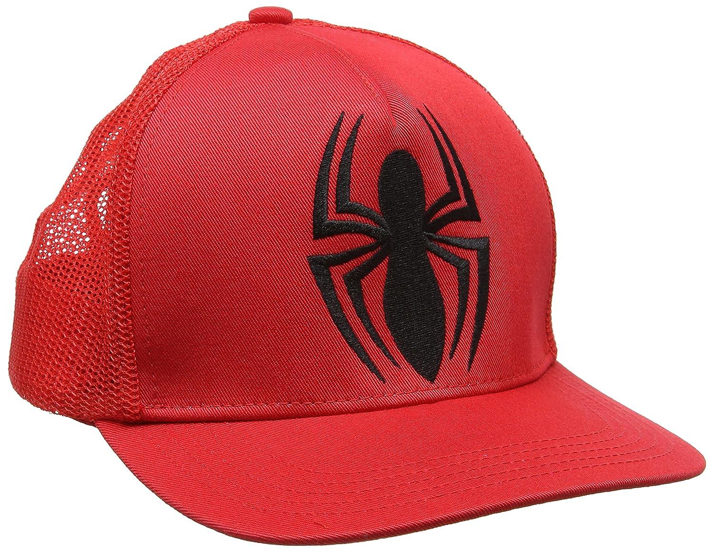 Marvel Unisex s Spider-Man-Logo-Kids Baseball Cap c4a741e904de
