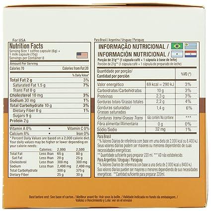Amazon.com : NESCAFÉ Dolce Gusto Capsules - MEDIUM ROAST, 16 Pods : Grocery & Gourmet Food