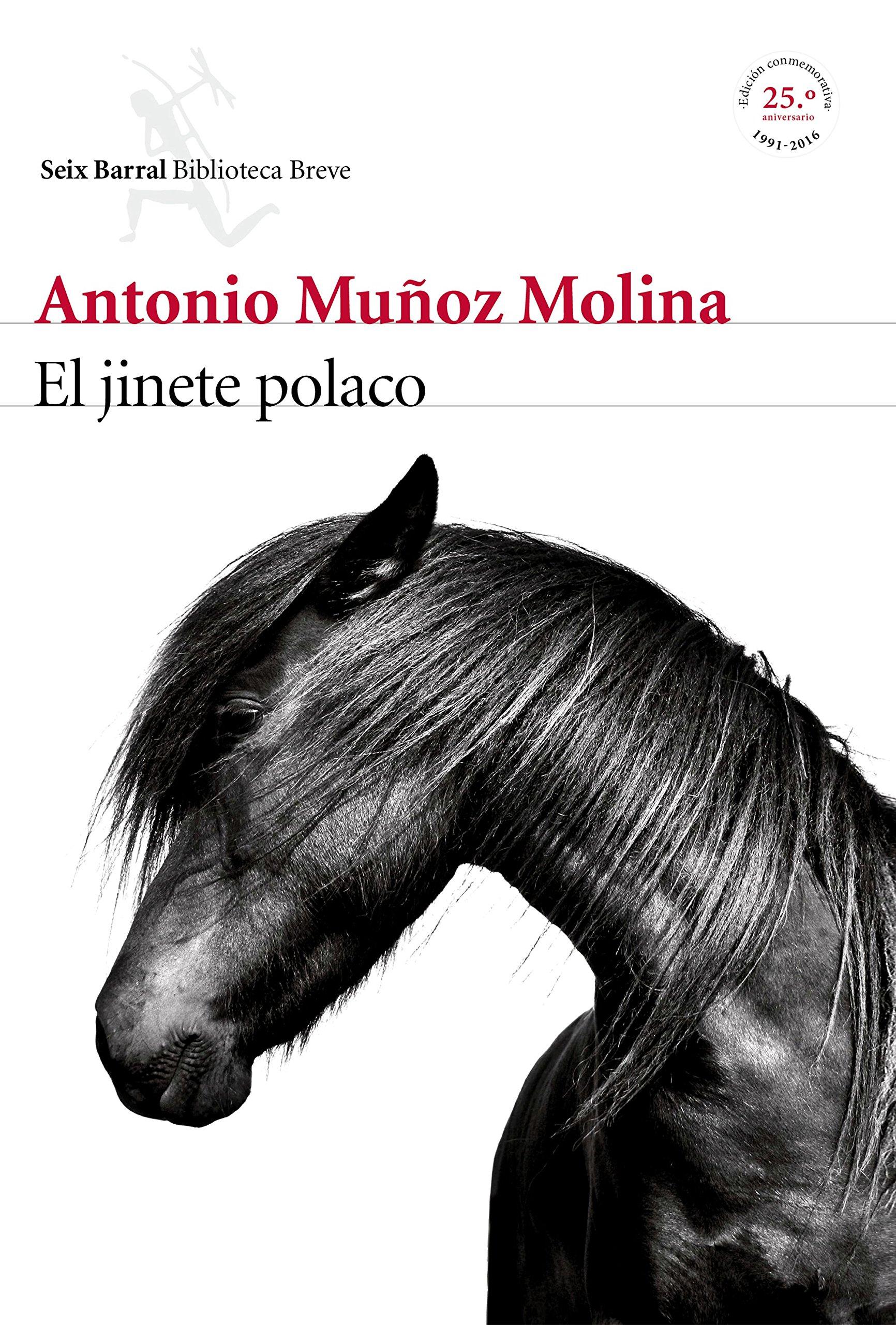 El jinete polaco (Biblioteca Breve): Amazon.es: Muñoz Molina, Antonio: Libros