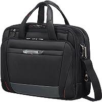 Samsonite Pro-DLX 5 - Bailhandle Expandable for 15.6 Pulgadas Laptop 17/23L 2.6 Kg Maletín, 42 cm, 17 litros, Negro…