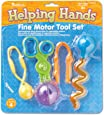 Learning Resources Helping Hands Fine Motor Tool Set, 4 Pieces