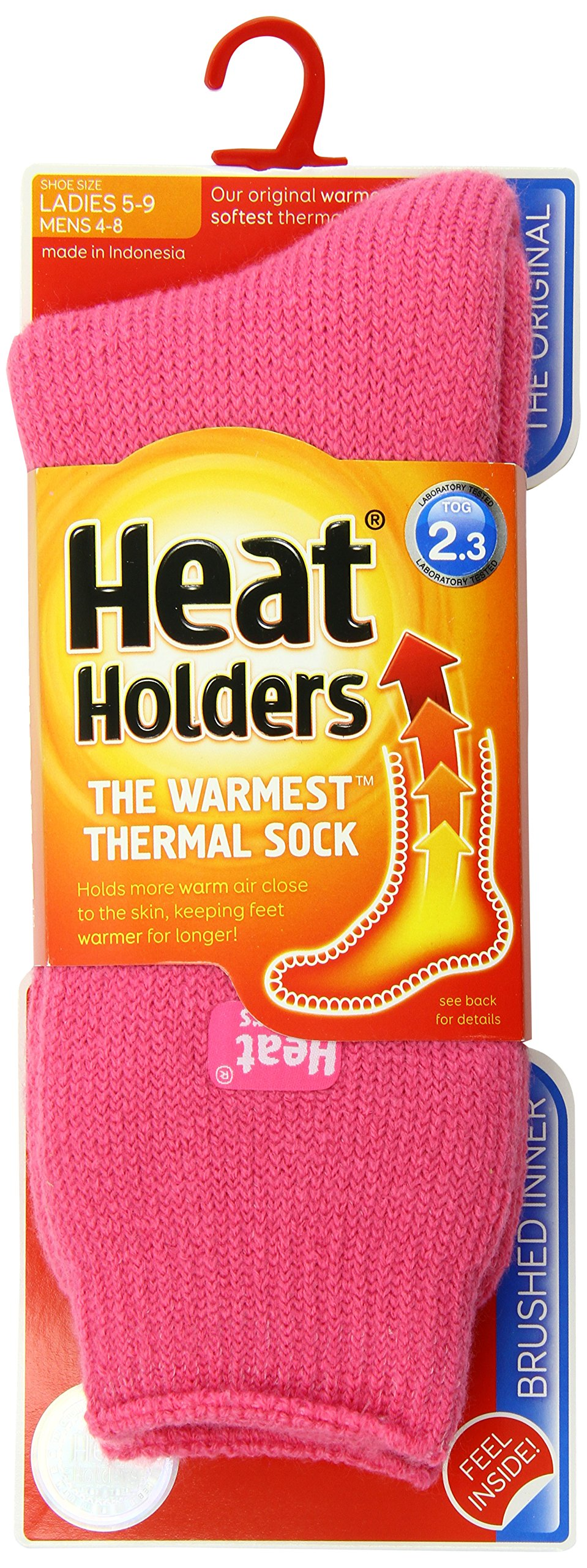 Heat Holders Thermal Socks, Women's Original, US Shoe Size 5-9